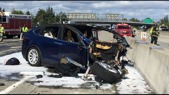 New Development in Tesla Crash