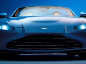 New Aston Martin Vantage Roadster