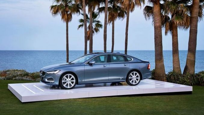 New Volvo S Surprises with Security Features