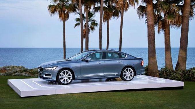 Yeni Volvo S Güvenlik Özellikleri ile Şaşırtıyor