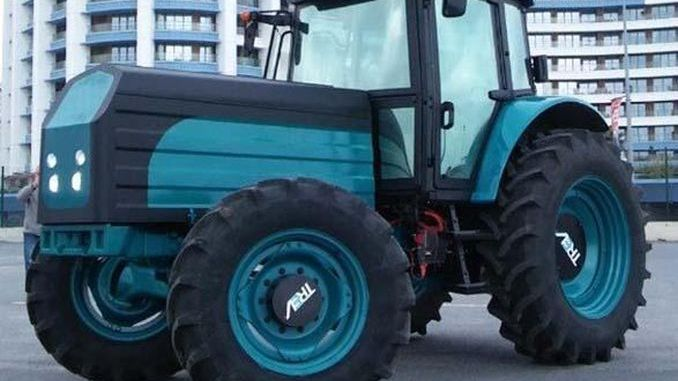 Domestic Electric Tractor