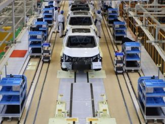 in'de Otomobil Üretimi Geri Başlıyor