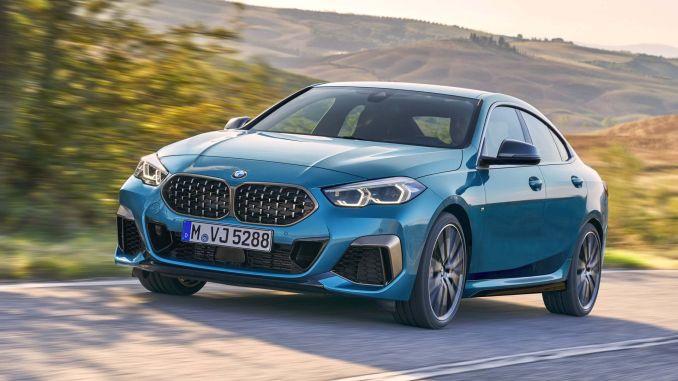 2020 BMW 2 Serisi Gran Coupe