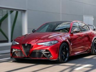 Alfa Romeo tutvustab uut Giulia GTA mudelit