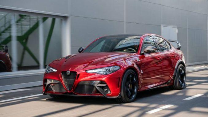 Alfa Romeo Launches New Giulia GTA Model