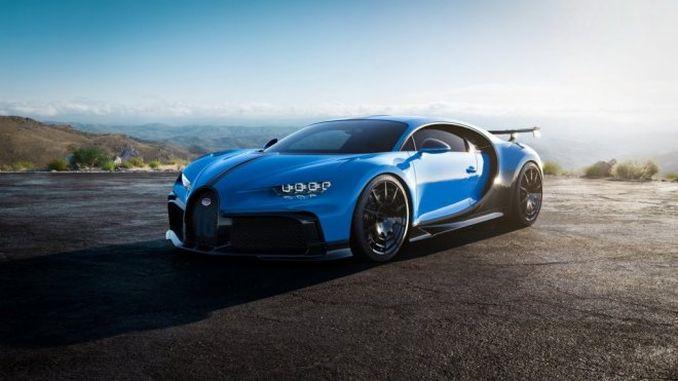Bugatti Chiron Pure Sport