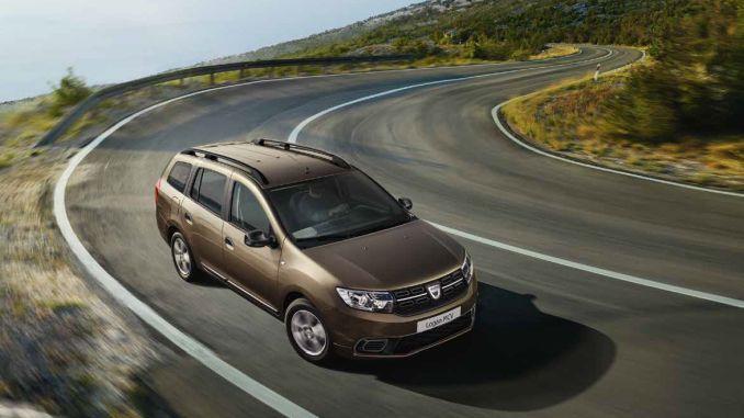 2020 Dacia Logan MCV