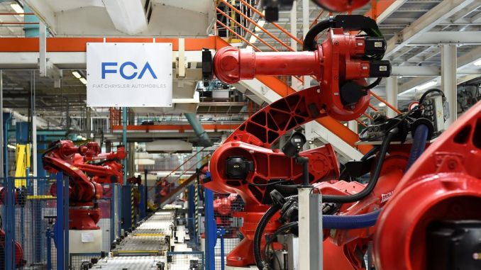Fiat Pauses Production in Italy Due to Corona Virus