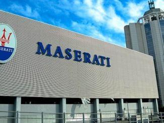 Maserati lõpetas tootmise