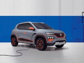 Renault Spring Elektrikli Olarak Yeniden Geliyor