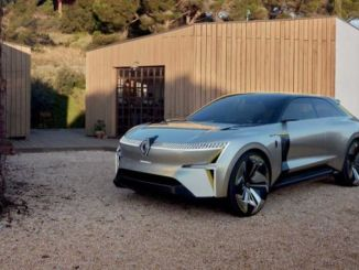 Renault New Konspet Vehicle Morphoz