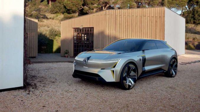 Renault New Concept Vehicle Morphoz