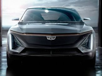 New Cadillac Lyriq
