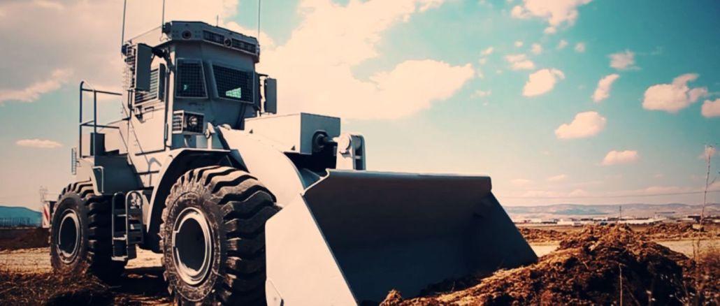 insansız Askeri Araç Tosun