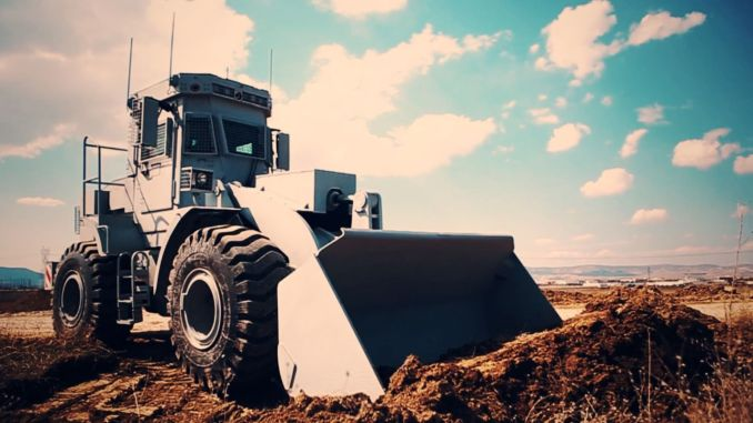 Unmanned Military Vehicle Tosun