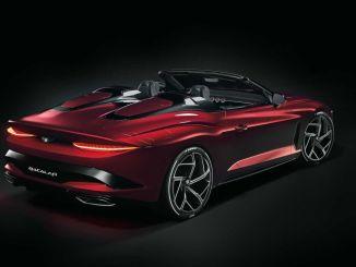 Bentley Bacalar Punane värv