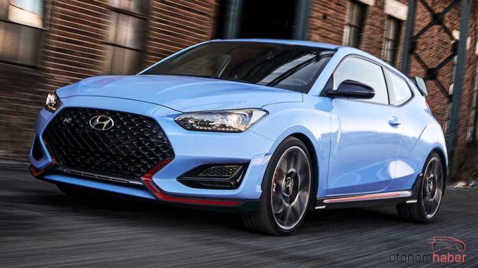 New Hyundai Veloster N