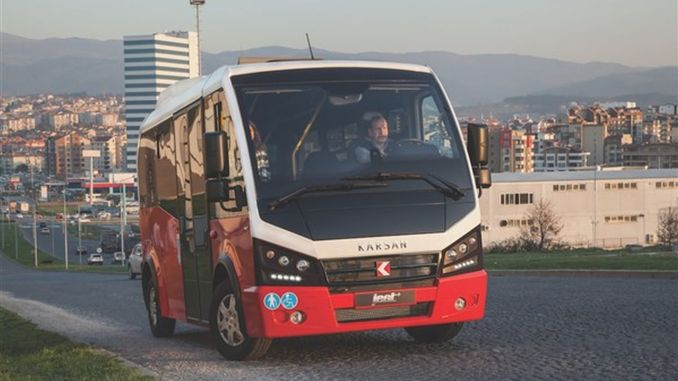 Turkey's Karsan Tools Around