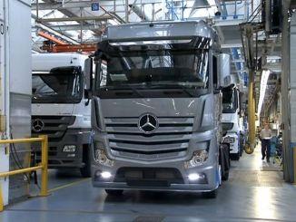 Mercedes Türkiye'deki Fabrikalarını Geri Açıyor