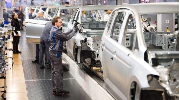 Automotive Industry Production Volume