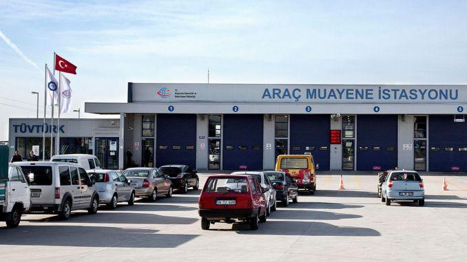 TÜVTÜRK Vehicle Inspections Deferred