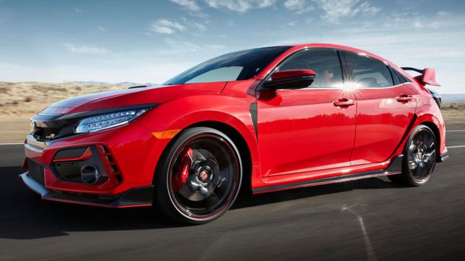 New red type R