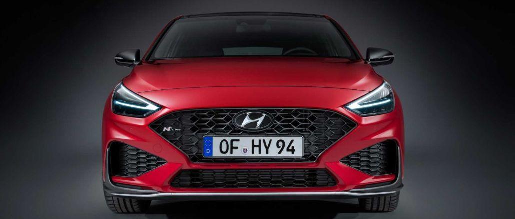 2020 Hyundai İ30