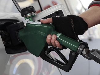 Gasoline Liter Price Discounted