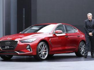 Chief Designer ng Hyundai Motor Group Resigns