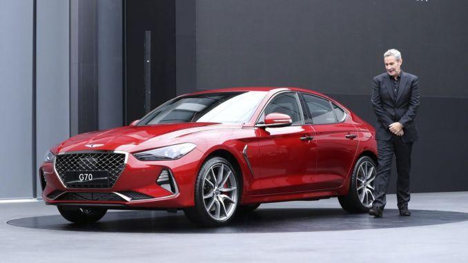 Chief Designer of Hyundai Motor Group Resigns