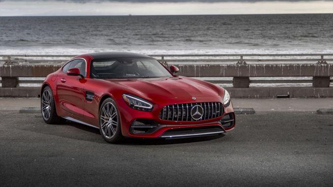 Mercedes Recalls AMG GT Cars
