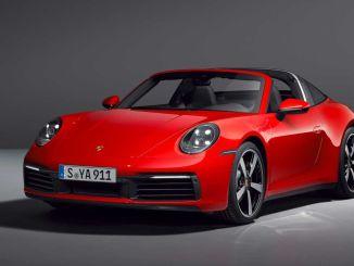2020 Porsche Targa