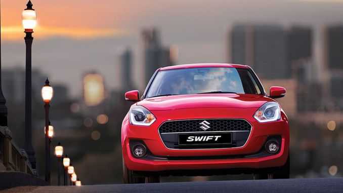 Suzuki Swift Price