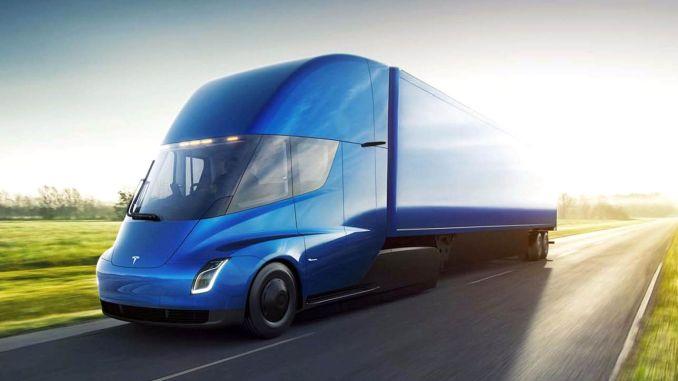 Tesla Semi Truck Production Date Is Postponed Once Again