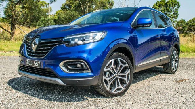 New 2021 Model Renault Kadajar