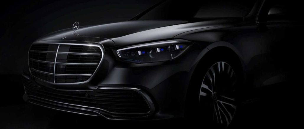 Yeni Mercedes S Serisinin İlk Fotoğrafı Geldi