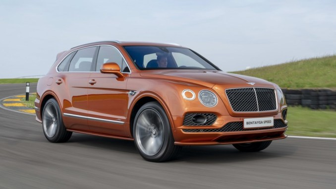 There is a Fire Risk in Bin Bentayga Model