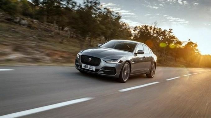 Sporty Design for the Unique New Jaguar XE