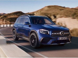 Mercedes' Luxury Suvu Glb Launched