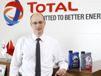 Total Turkey Marketing General Manager Emre Şanda