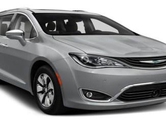 Tusen Chrysler Pacifica Hybrid med risk för brand återkallas