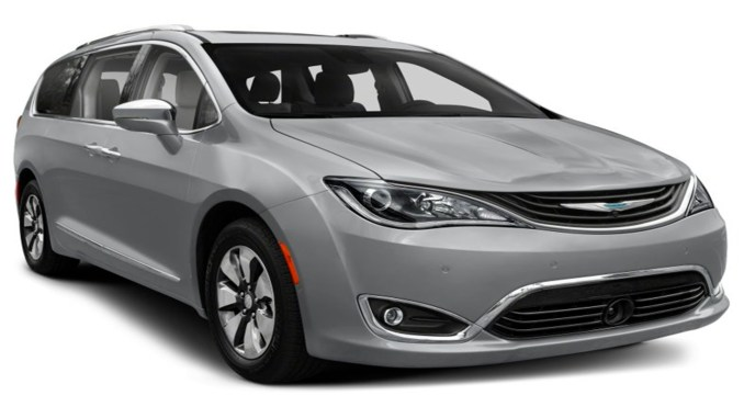 Fire-Risking Bin Chrysler Pacifica Hybrid Recalled