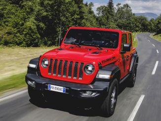 New Jeep Wrangler Rubicon