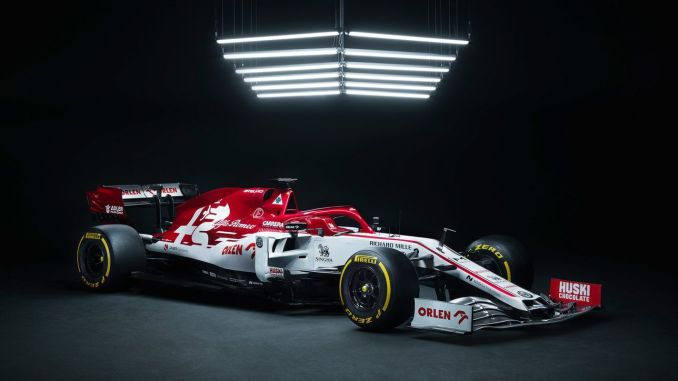 alfa romeo racing orlen and acer continue to open ten of the innovations