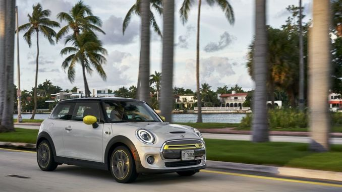 fully electric model of the mini electric were cured with the first turkiyede