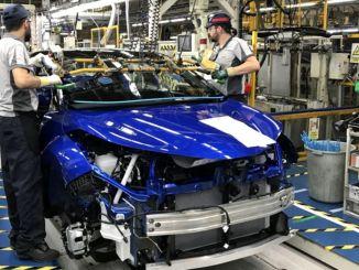 toyota otomotiv sanayi turkiye avrupa ve afrika bolgesindeki en iyi fabrika secildi