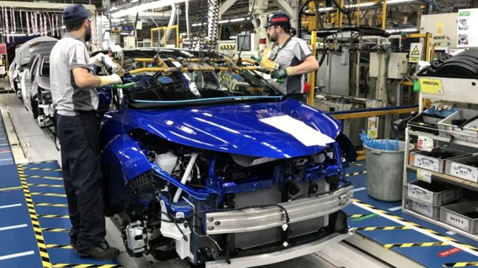 toyota turkey automotive industry was chosen as the best factories in Europe and Africa region