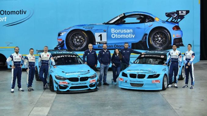 Borusan Otomotiv Motorsport continues with the introduction turkiyenin the entire speed
