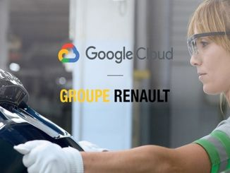 Grupi renault ja google pilv pakuvad olulist koostööd tööstusele