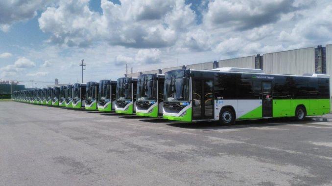 export of bus routes from Otokar to Malta